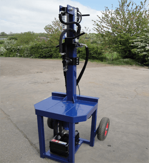 E400D Electric Log Splitter