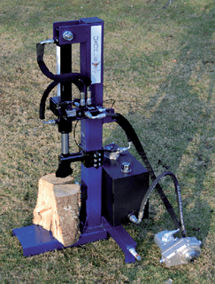 PTO400 Tractor Mounted Log Splitter