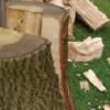 PTO400 Tractor Mounted Log Splitter 2