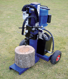 E300 Electric Log Splitter