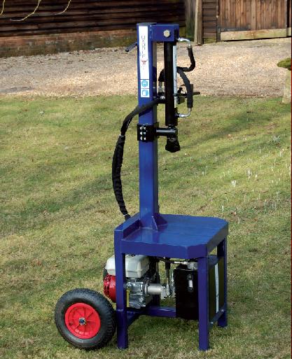 SE400 Petrol Engine Log Splitter