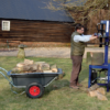 SE400 Petrol Engine Log Splitter 1
