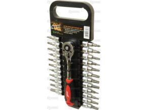 3/8ÍÍ Drive Ratchet Socket Set (24pcs.) 1