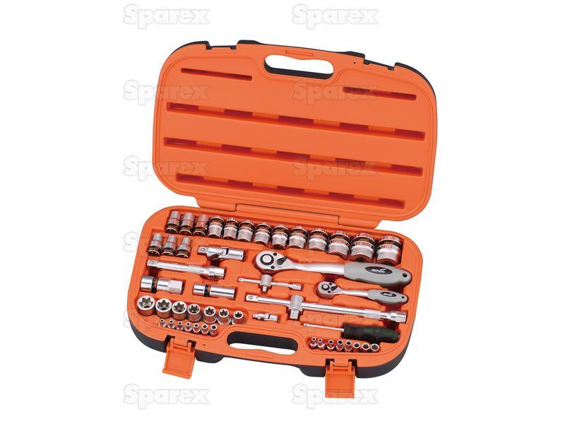 3/8ÍÍ Drive Ratchet Socket Set (26pcs.) 1