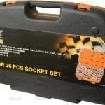3/4ÍÍ Drive Ratchet Socket Set (26pcs.) 4
