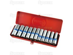 1/2ÍÍ Drive Deep Socket Set (11pcs.) 1
