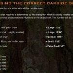 Timberline chain sharpener 3
