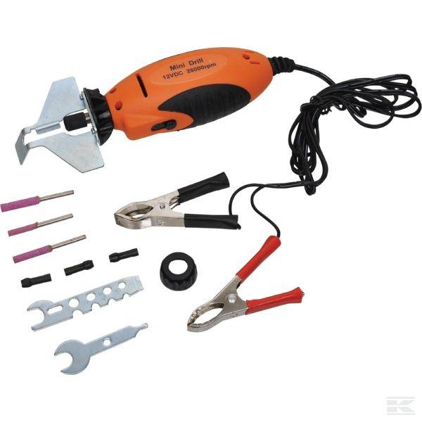 Handheld Chain Saw Grinder 1