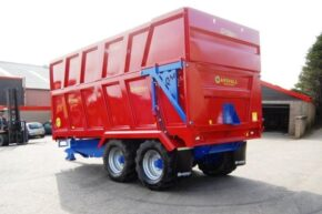 Silage / Grain Trailers / QM/12 1