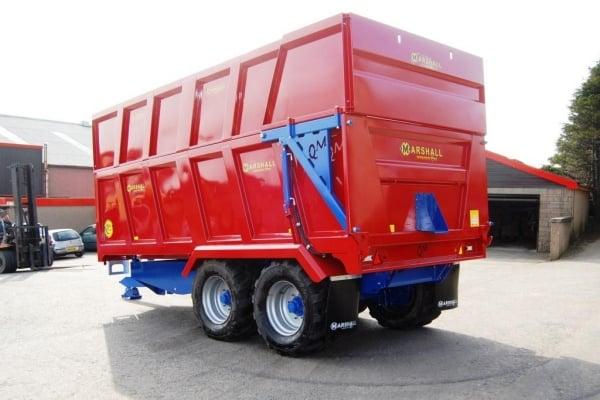 Silage / Grain Trailers / QM/12 1