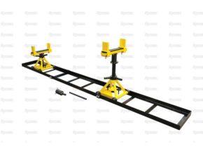 Tractor Splitting Rails