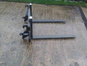 Cam System pallet forks