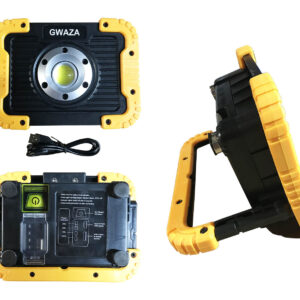 Powerful 10W 750 lumen COB LED.