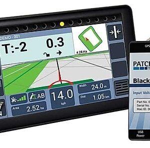 Patchwork Blackbox Air GPS System